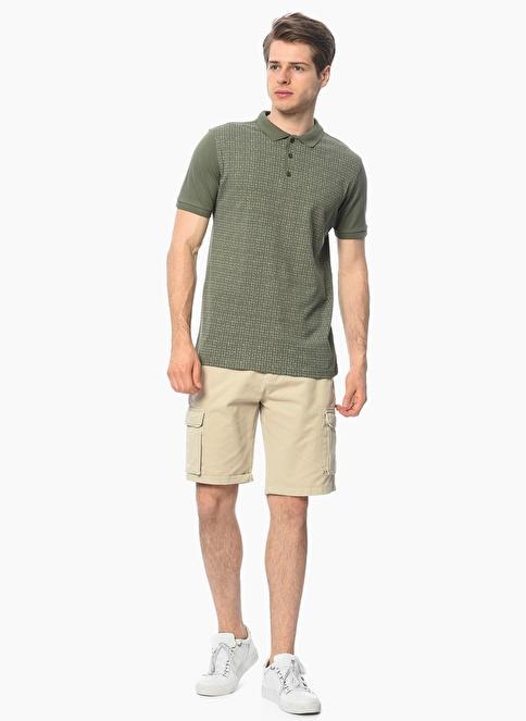 George Hogg Polo Yaka Tişört Yeşil